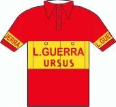 Guerra - Ursus 1954 shirt