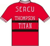 Sercu - Thompson - Constantia - Titan 1954 shirt