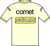 Comet - Salamini 1967 shirt