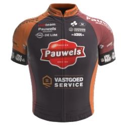 Pauwels Sauzen - Vastgoedservice Continental Team 2018 shirt