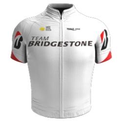 Team Bridgestone Cycling 2018 shirt
