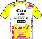 Cilo - Ciclolinea 1991 shirt