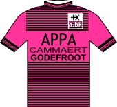 A.P.P.A. Godefroot - Cammaert 1987 shirt