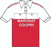 Coupry - Margnat 1958 shirt