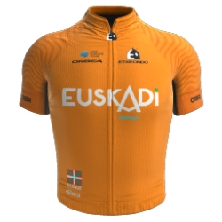 Team Euskadi 2018 shirt