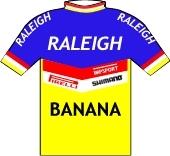 Raleigh - Banana - Weinmann 1987 shirt