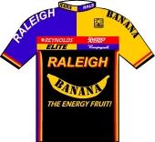 Raleigh - Banana 1989 shirt