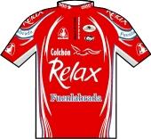 Relax - Fuenlabrada 2002 shirt