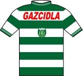 Sporting - Gazcidla 1969 shirt