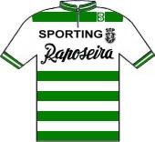 Sporting - Raposeira 1984 shirt
