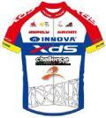 Beijing XDS - Innova Cycling Team 2018 shirt