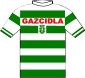 Sporting - Gazcidla 1971 shirt