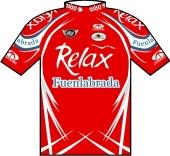 Relax - Fuenlabrada 2003 shirt