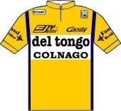 Del Tongo - Colnago 1987 shirt