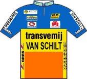 Transvemij - Van Schilt - Floorgres 1987 shirt