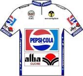 Pepsi Cola - Alba Cucine 1987 shirt