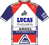 Lucas - Arkel - Atlanta 1987 shirt