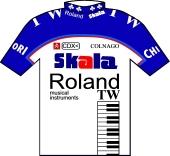 Roland - Skala - TW Rock - Chiori 1987 shirt