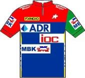 ADR- - Fangio - IOC - MBK 1987 shirt