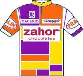 Zahor Chocolates 1987 shirt