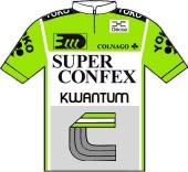 SuperConfex - Kwantum Hallen - Yoko 1987 shirt