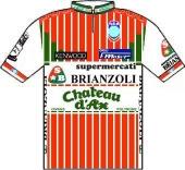 Supermercati Brianzoli - Château d'Ax 1987 shirt