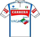 Carrera - Vagabond - Peugeot 1987 shirt