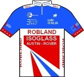 Robland - Isoglass - Galli - All Sprint - Assos 1987 shirt