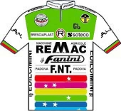 Remac - Fanini 1987 shirt