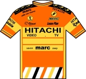 Hitachi - Marc 1987 shirt