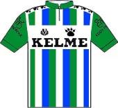 Kelme 1987 shirt