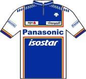 Panasonic - Isostar 1987 shirt
