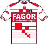 Fagor - MBK 1987 shirt
