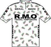 R.M.O. 1987 shirt