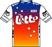 Lotto - Eddy Merckx 1987 shirt
