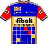 Fibok - Sidermec - Müller 1987 shirt