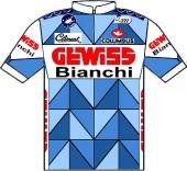 Gewiss - Bianchi 1987 shirt