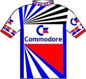 Commodore 1987 shirt