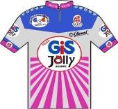 Gis Gelati - Jollyscarpe 1987 shirt