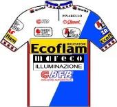 Ecoflam - BFB Bruciatori - Mareco - Alfa Lum 1987 shirt