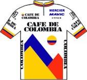 Varta - Café de colombia 1987 shirt