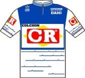 Colchon CR 1987 shirt