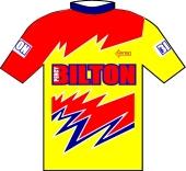 Percy Bilton - Condor GB - Holdsworth 1987 shirt