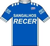 Sangalhos - Recer 1987 shirt