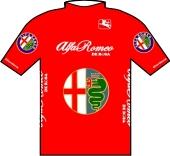 Alfa Romeo - De Rosa 1987 shirt