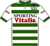 Sporting - Agua Vitalis 1987 shirt