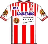 Louletano - Construções Fol - Vale do Lobo 1987 shirt