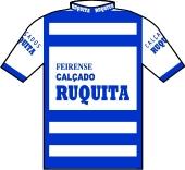 Feirense - Calçado Ruquita 1987 shirt