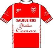 Salgueiros - Malhas 1987 shirt