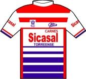 Sicasal - Torreense 1987 shirt